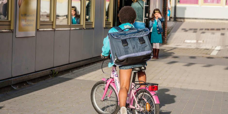 Des élèves à l'heure: un défi pour les écoles - La Libre