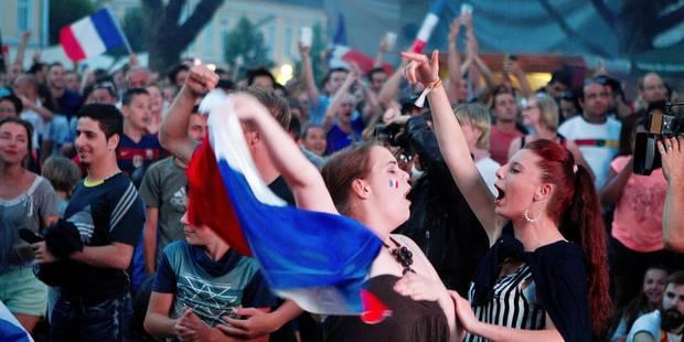 Dans son jardin, la France ne veut pas de surprise portugaise - La Libre