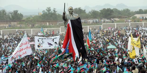 Soudan du Sud: 150 soldats tués à Juba où la tension reste vive - La Libre