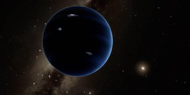 Découverte d'une planète naine au-delà de Neptune - La Libre