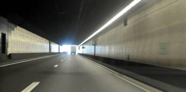 Bruxelles: le tunnel Tervuren rouvert à la circulation - La Libre