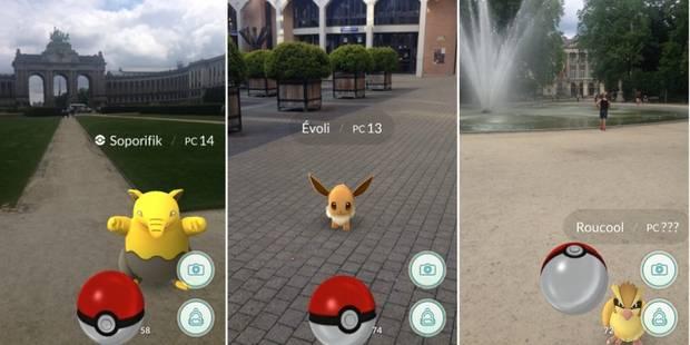 On a plongé dans l'arène, avec les chasseurs de Pokémon - La Libre