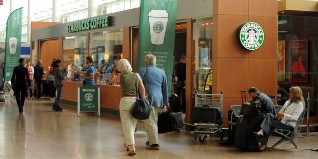 Brussels Airport accessible également via la gare des bus - La Libre