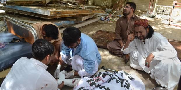 L'EI et les talibans revendiquent l'attentat au Pakistan - La Libre
