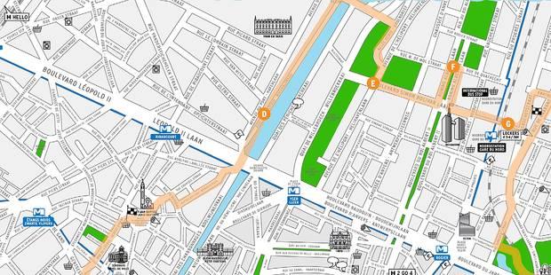 Use-It, la carte réalisée par les habitants - La Libre