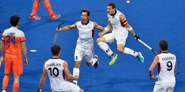 Hockey: les Red Lions croquent les Pays-Bas et s'offrent une médaille ! (3-1) - La Libre