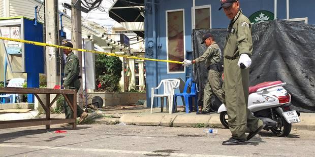 Explosions en Thaïlande: la police contredit l'armée et disculpe les 15 suspects - La Libre