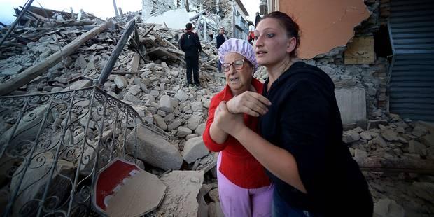 La Croix-Rouge de Belgique lance un appel aux dons pour aider l'Italie - La Libre