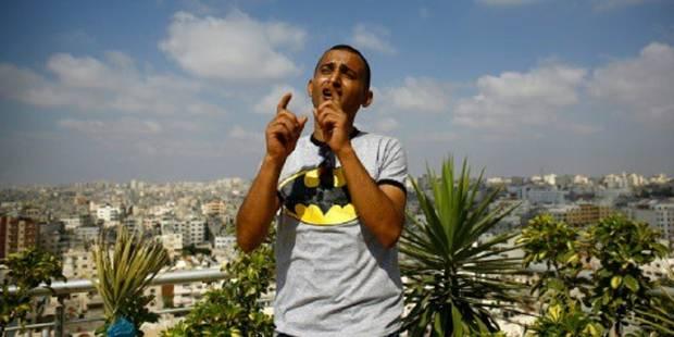 Gaza: Adel Mechoukhi chante les chats et la lessive contre la déprime (VIDEO) - La Libre