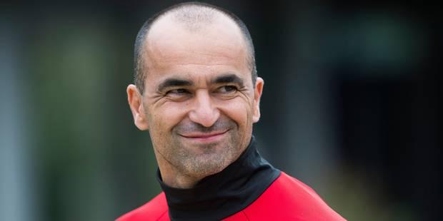 """Martinez: """"Je veux toujours devenir champion du monde en Russie"""" - La Libre"""