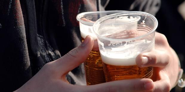 Un étudiant sur quatre est ivre au moins une fois par semaine - La Libre