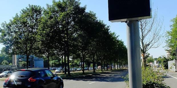 Bruxelles: les zones 30 deviennent intelligentes (INFOGRAPHIE) - La Libre