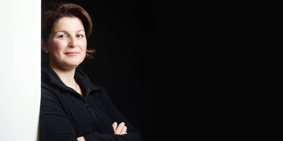 """Marie-Hélène Ska (CSC) : """"Il n'y a plus d'écart salarial avec les pays voisins"""" - La Libre"""