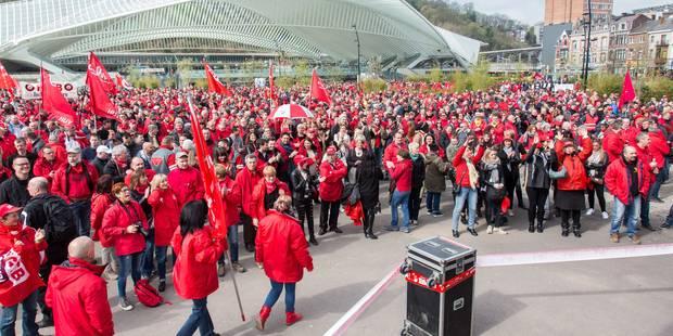 Pas de grève générale le 7 octobre mais des actions ciblées dans les secteurs - La Libre
