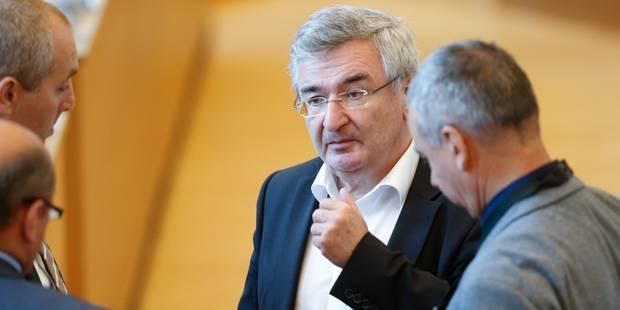 """Une agriculture wallonne 100% bio à """"très long terme"""", selon René Collin - La Libre"""