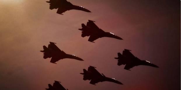 La Grande-Bretagne envoie des avions de chasse intercepter des bombardiers russes - La Libre