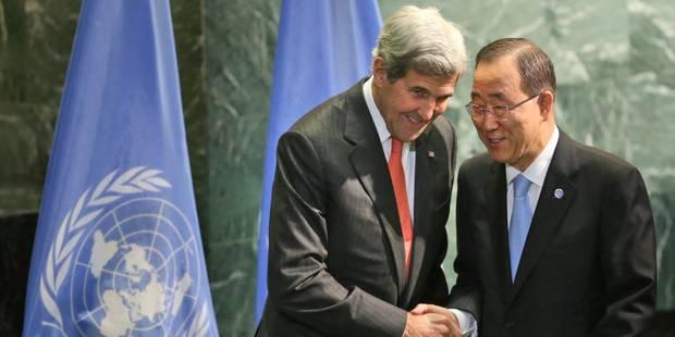 Accords de Paris sur le climat: L'Union européenne, la locomotive devenue wagon - La Libre