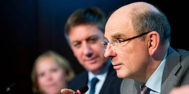"""Le gouvernement active la phase 2 du """"plan Canal"""" - La Libre"""
