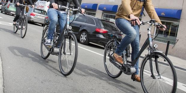 """Du neuf pour les vélos électriques """"rapides"""" : voici les règles - La Libre"""