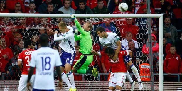 """Clasico: le Standard mis KO par """"Teo"""" et Anderlecht (0-1) - La Libre"""