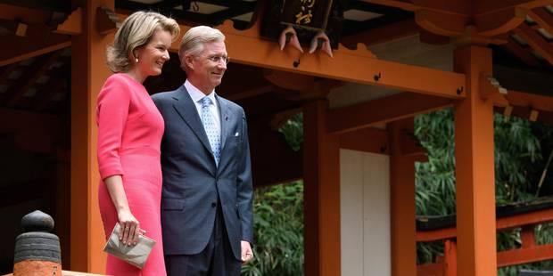 Reynders annule sa présence au Japon et n'y épaulera pas le Roi - La Libre