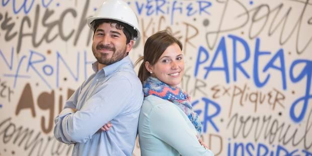 """One Hour Challenge"": SmartBeam - La Libre"