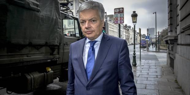 Des personnalités de l'Open Vld exhortent Reynders à signer le CETA - La Libre