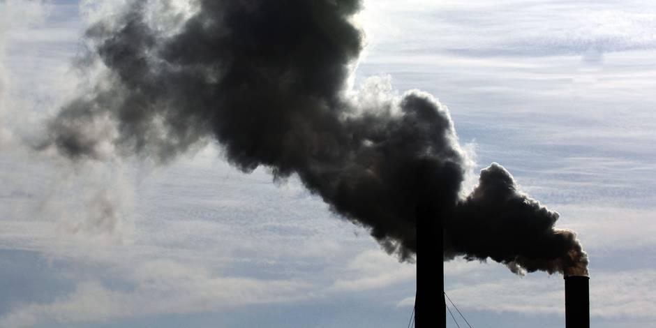 L 39 air n 39 a jamais t aussi pollu par le dioxyde de - Dioxyde de carbone danger ...