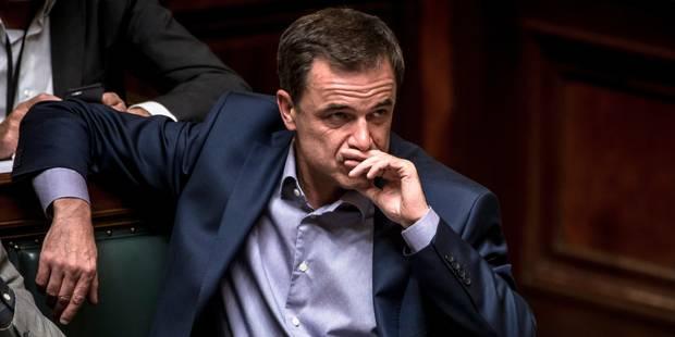"""Ceta: Benoît Lutgen dénonce les """"comportements de délinquant politique"""" de la Commission - La Libre"""