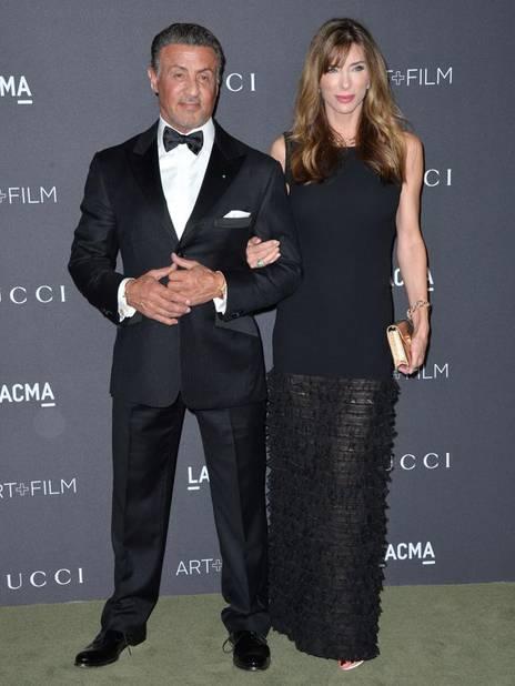 Sylvester Stallone et Jennifer Flavin
