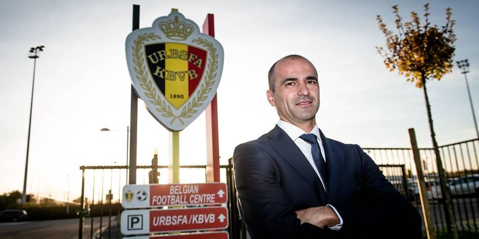 """Martinez: """"On peut gagner le Mondial avec un football romantique"""" (VIDEO) - La Libre"""