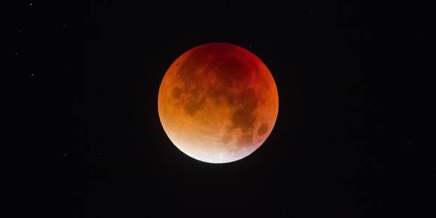 La plus grande super-Lune du 21ème siècle visible ce 14 novembre - La Libre