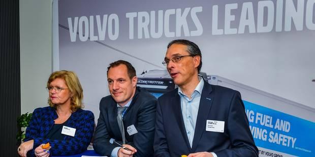 Volvo va se séparer de sa branche défense, surtout située en France - La Libre