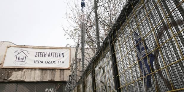 """""""Condamnés à mort dans un pays où la peine capitale n'existe pas"""": le témoignage d'un prisonnier grec - La Libre"""