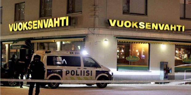 Finlande: une élue municipale et deux journalistes assassinées par balle - La Libre