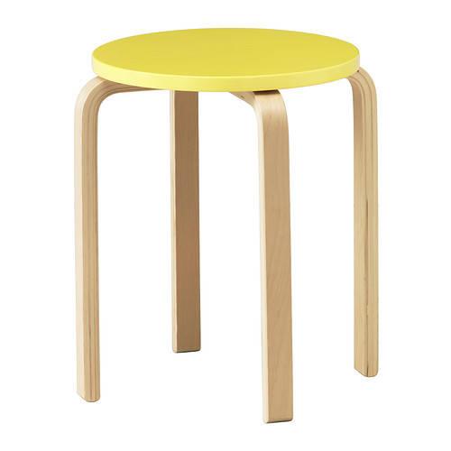 Tout le monde connaît ce tabouret Ikea. Mais qui sait que le modèle original est d'Alvar Aalto, créé fin des années 1920 ?