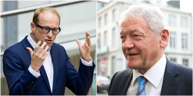 Nouvelle bisbille entre les ministres flamand et fédéral de la Mobilité - La Libre