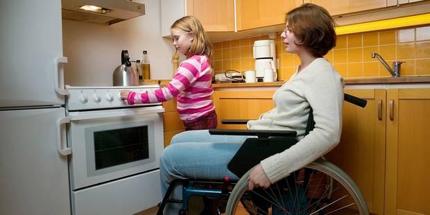 Zut ! On a oublié 66 000 personnes handicapées? - La Libre