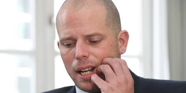 """""""Triste. Tragique. Envie de pleurer"""": Theo Francken irrite des poids lourds du CD&V - La Libre"""