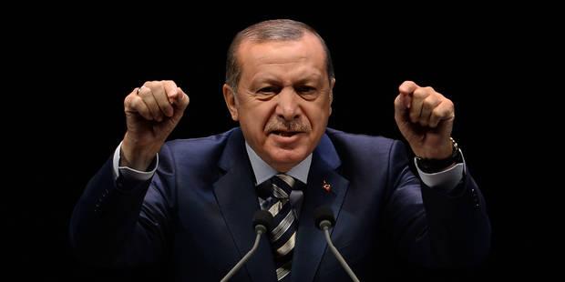 """Erdogan rêve de construire une nouvelle Turquie: voici ses """"projets fous"""" - La Libre"""