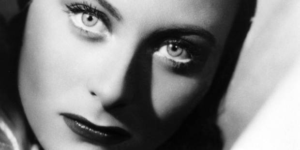 """""""Les plus beaux yeux du cinéma se sont fermés définitivement"""": La comédienne Michèle Morgan est décédée - La Libre"""
