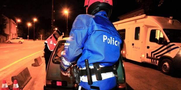Drogue au volant, 12 morts au tournant en 2015 - La Libre