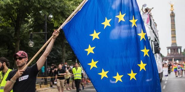 Mais que s'est-il passé avec les valeurs européennes ? - La Libre