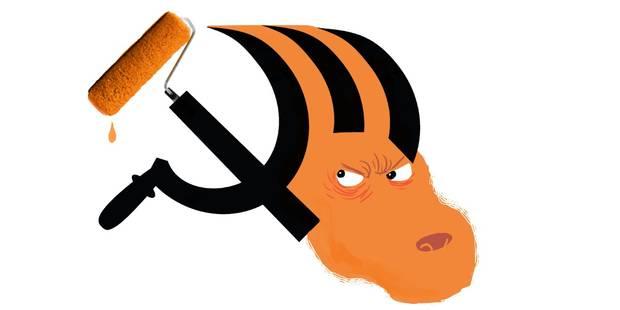 """Tintin, """"l'anticommuniste primaire"""" (OPINION) - La Libre"""