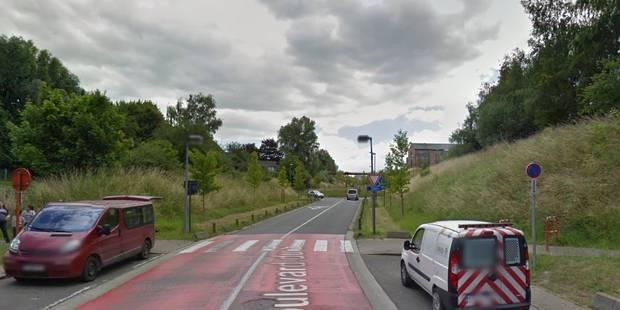 Grave accident à Louvain-la-Neuve: Un conducteur grièvement blessé - La Libre
