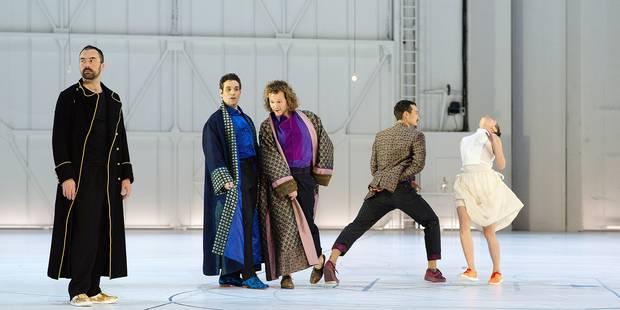 Anne Teresa De Keersmaeker et Philippe Jordan dédoublent à l'Opéra de Paris - La Libre