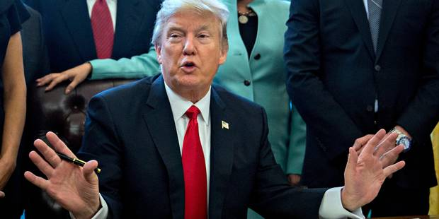 La Ligue des Droits de l'Homme appelle la Belgique à refuser l'accès au territoire à Trump - La Libre