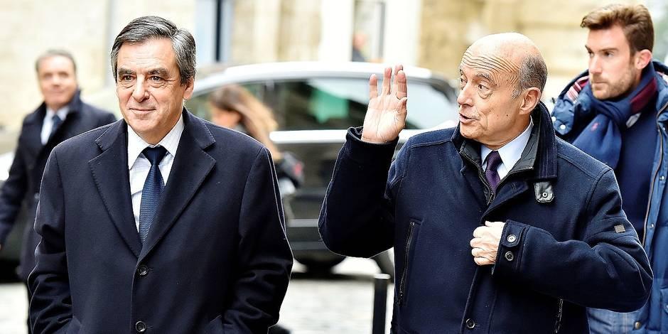 Les dix jours qui ont plombé François Fillon (INFOGRAPHIE) - La Libre