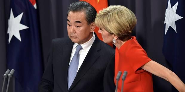 """Etats-Unis et Chine """"ne peuvent pas se permettre un conflit"""", déclare Pékin - La Libre"""