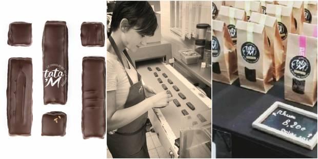Au Salon du Chocolat, qui sont les stars de demain ? - La Libre